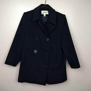 Talbot's Women's Pea Coat